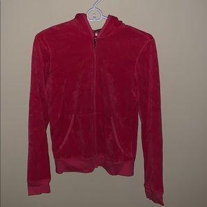 Juicy Couture zip up Sweatshirt